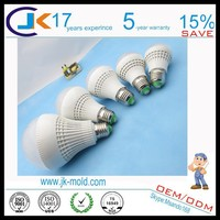 Led bulb cover factory,CE&ROHS approved 3w 5w 7w 9w 12w PC B22 E27 led bulb cover