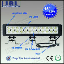 New promotion 36W/54W/72W doulbe row led offroad light bar ,offroad led light bar,4x4 led bar lights