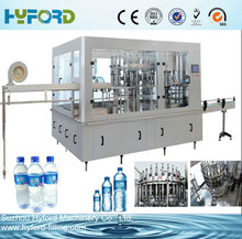 PET bottled pure/mineral water production machine/line wih factory price