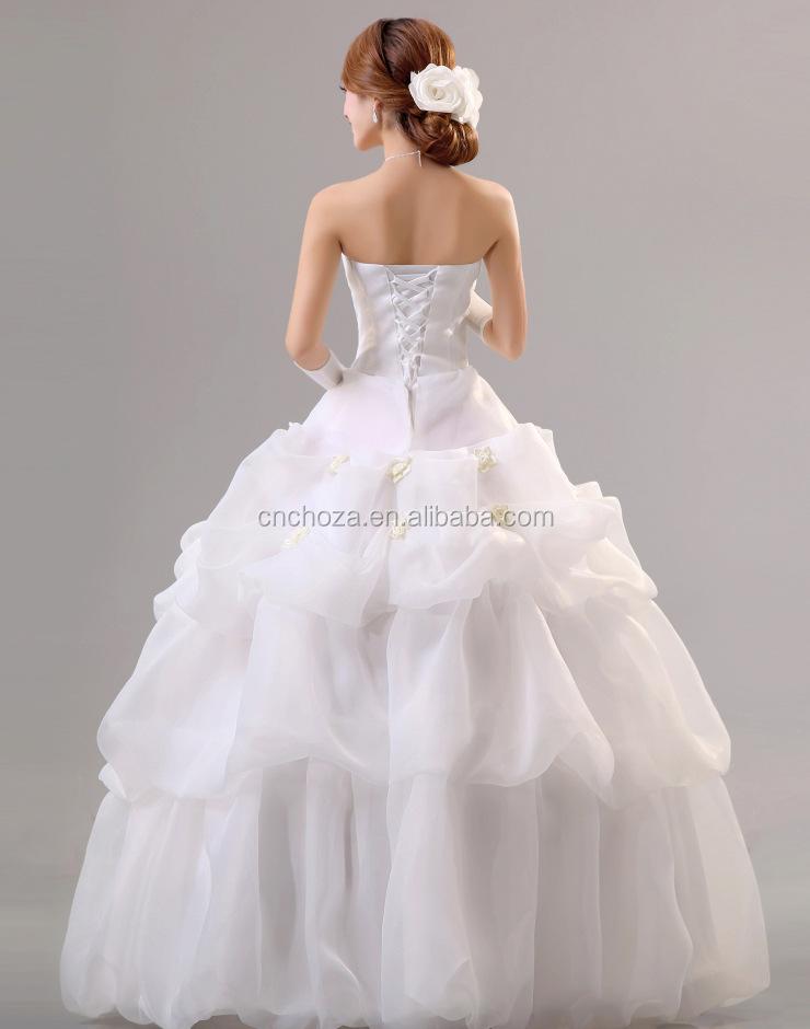 Wedding Dresses Wholesale : Wholesale women fashion princess wedding dresses view dress
