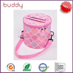 Nice looking insulated lunch cooler bag fabric 600D