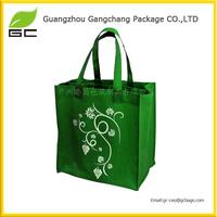 Top design cheap 100gsm non woven tote bag for shopping