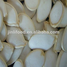 blanco como la nieve semillas de calabaza de alta calidad de los cultivos 2014
