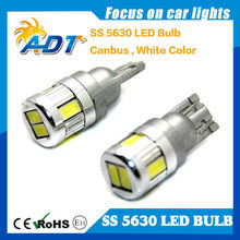 auto LED bulbs canbus no error SS 5630 chips super white blue green amber red yellow FOR bmw for benzs for audi