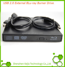 wholesales USB External protable blu ray BD burner for macbook