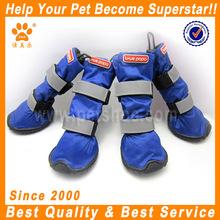 novo design venda quente calçados impermeáveis cão