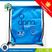 Nylon Mesh Bag With Drawstring For Promotion