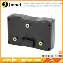 Compatible with Anton/Bauer Gold Mount lithium-ion battery with samsung 18650 cells 150Wh 14.8V