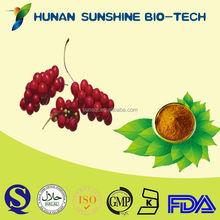 Fígado Clearing proteção para os olhos chinesa Magnoliavine Fruit p . e .