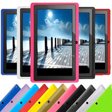 2015 Wholesale! 7 Inch Allwinner A33 ATM7021 Cheap Q88 Dual Core Android 4.4 Tablet PC Dual Camera Price China