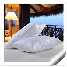 Super Soft Duck Down Filling Wholesale White Pillows for Hotel or Home