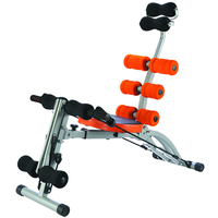 BEST JS-060SA SIX PACK CARE ab exercise machines with multi functions fitness equipment as seen as on TV