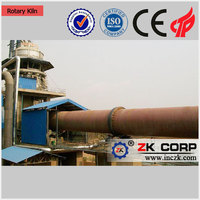 Marine engineering and port construction cement processing plant