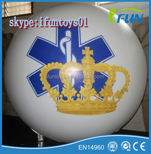 inflatable helium advertising balloons / advertising balloons with helium air / inflatable balloons helium air