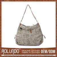 Top10 Best Selling Quality Guaranteed Customized Logo Canvas & Leather Designer Bags Spain