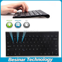 Supper Slim Bluetooth Keyboard For Tablet PC Smart Phone Android TV Bluetooth For Apple iPad HB086