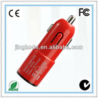 18w 9v 2a CE/ROHS/FCC car charger with best price