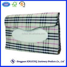 car tissue box cover/tissue box holder for car/great car tissue box