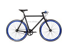 Good service cheap price colorful single speed 700C Fixie Bike