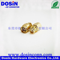 sma adapter connector male to female for good price adaptor