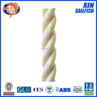 3-strand 10mm cotton ropes in Golden city