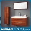 Wall Mounted Simple Design Melamine Bathroom Vanity Canada