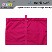 Wholesale Large 100%polyester plastic bag laundry shop /cloth laundry bag