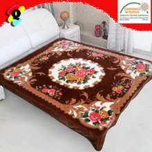 100% polyester blanket home designs blanket mora blanket spain multicolor choices
