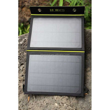 5W Solar Power Panel 12W Volt Battery Charger Portable Charge
