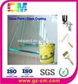 Cristal paint-waterborn resistente a los arañazos nano revestimiento de vidrio