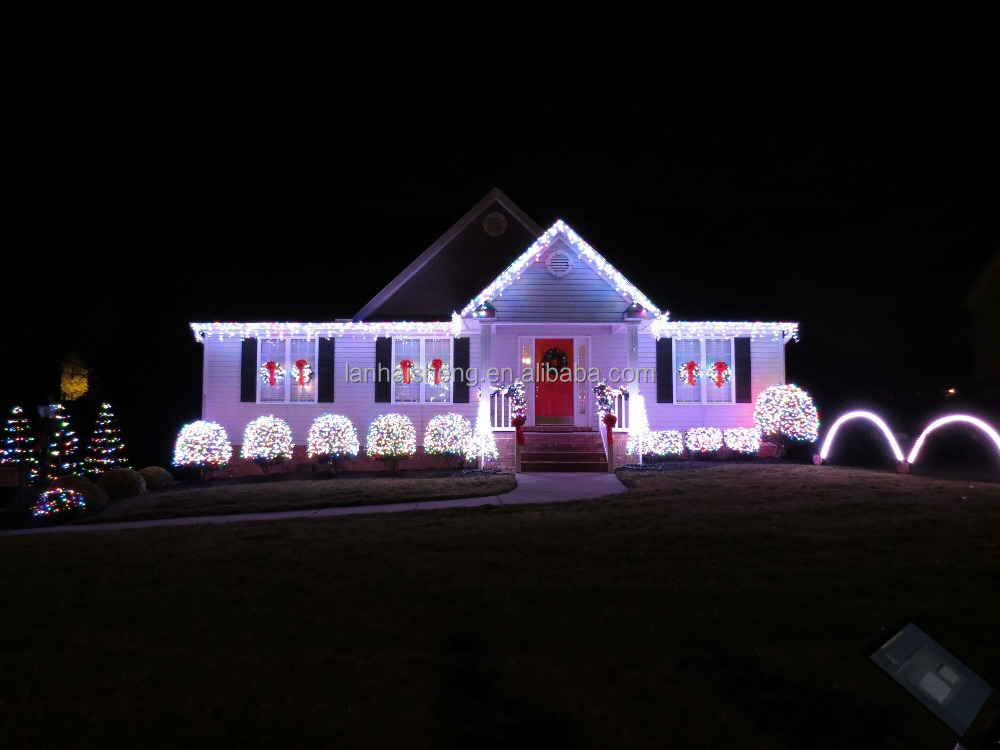 color changing led christmas lights programmable led christmas lights. Black Bedroom Furniture Sets. Home Design Ideas