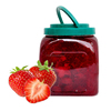 Healthy Fruit Jam Strawberry Jam