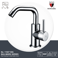 Chrome brass basin faucet plumbing materials toilet in China
