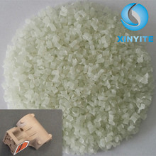 Plastic raw material Medical parts valve glass fiber reinforced nylon material PA6 25%gf