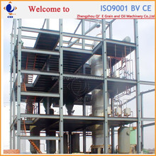 Hot seal China high quality peanut oil refining factory