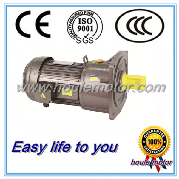 2.2KW AC induction motor with geabox