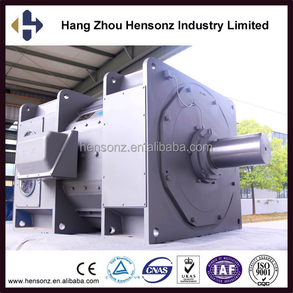 Well Maintenance And Repair Electric Motor Mounting Types Ac Traction Induction Motor 3kv 13