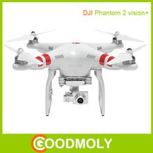 Newest phantom 2 vision plus lcd monitor Drone DJI phantom 2 vision+