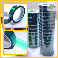 3M equivalent high temperature silicone plastic masking film