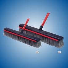 """18"""" Floor Brush with Rubber scrapper"""