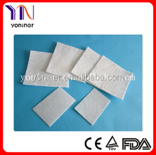 custom size medical absorbent pad water absorbing