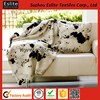 100% Polyester Faux Fur Blanket,Printed Faux Fur Blanket