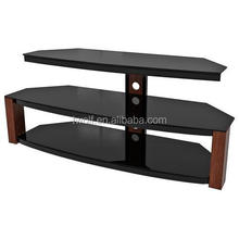 lcd built in speakers tv stand turkey ZW013