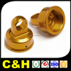 OEM manufacturer rapid processing prototype anodized aluminum 6061 CNC machining precision parts