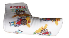good quality Embroidery golf putter cover