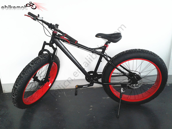 Mountain Bikes Crank Own Electric Bike Fat Tyre Ebike Eu