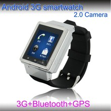 US $155.000 Trade Assurance Supplier Android Smart Watch Phone MTK6577 Smart Watch Phone 3G Smart Android Watch Phone