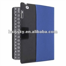 2012 New bluetooth keyboard with aluminum for ipad 2/3