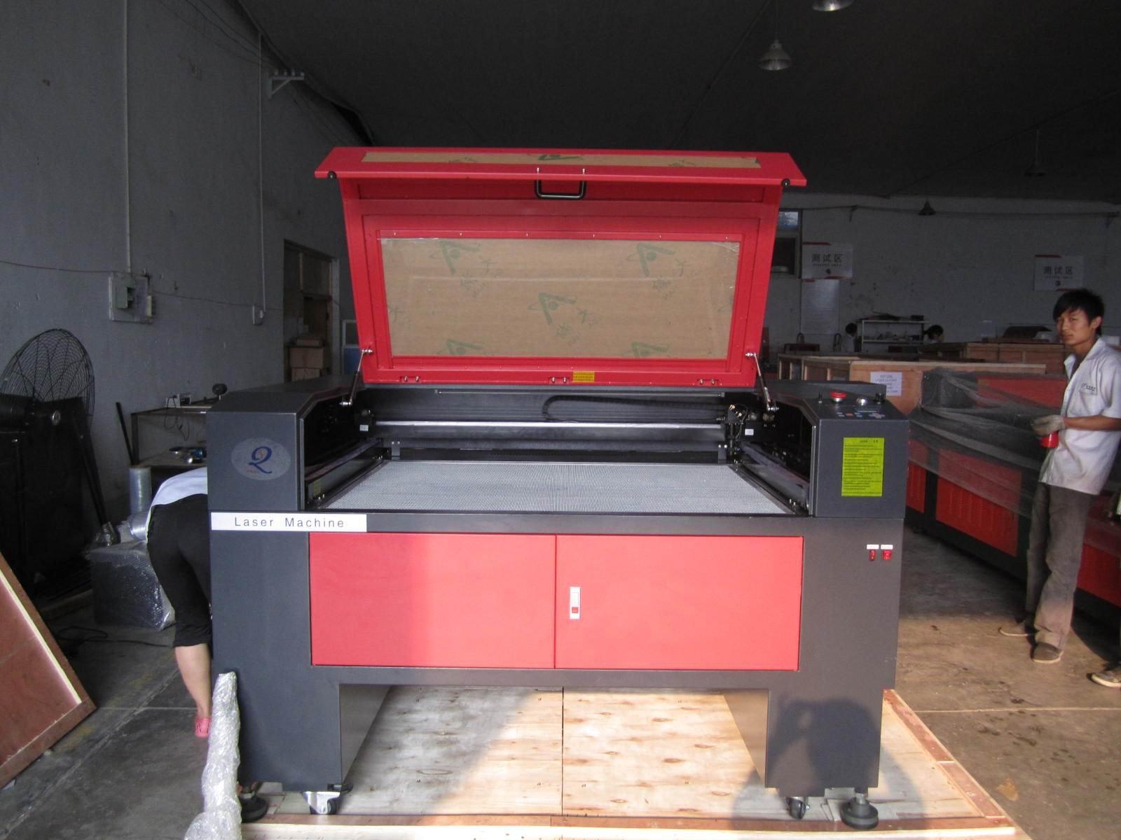 laser textile cutting machine