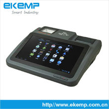 Android POS System with Barcode Scanner, RFID, Smart Card Reader, Thermal Printer, Touch Screen